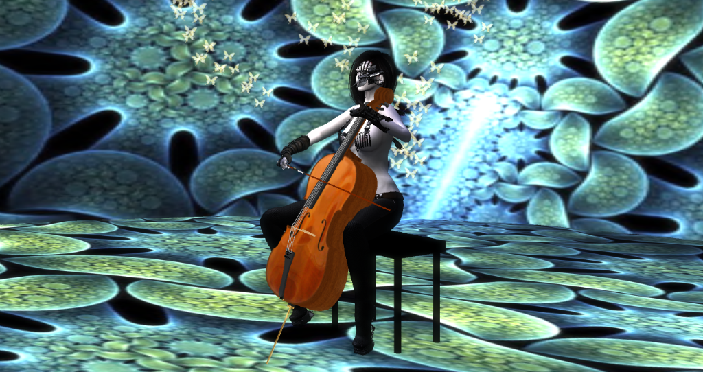 Cello (actor - Thea Dee)